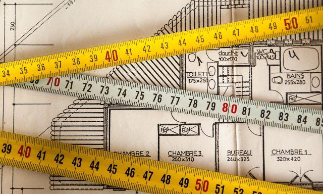 medição